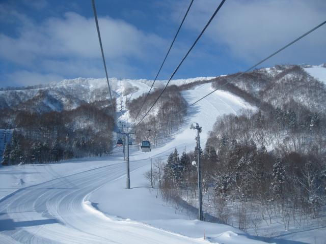 夏油高原スキー場: ファーマー佐...
